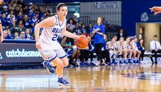 Women's Basketball Races Past Evansville, 73-48