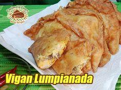This appetizer is a combination of Vigan empanada and lumpia. #ViganLumpianada Lumpia Recipe, Vigan, Pinoy, Empanadas, Filipino, Empanada Dough, Breakfast Recipes, Turkey, Appetizers