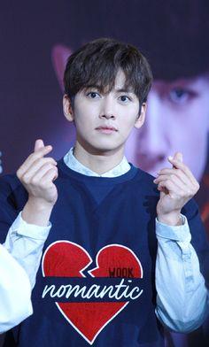 To all his fans a finger heart sign from wookie Korean Star, Korean Men, Korean Celebrities, Korean Actors, Korean Dramas, Healer Korean, Ji Chang Wook Photoshoot, Ji Chang Wook Healer, Fabricated City