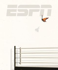 MARK SMITH ILLUSTRATION: ESPN ALI TRIBUTE