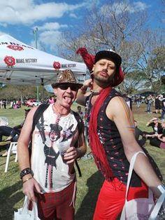 Brisbane Pride Festival 2014 Fair Day