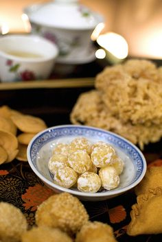Chinese New Year Snack Foods Demystified http://www.mkspecials.com/  http://www.kickscenter.com