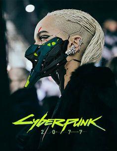 Mode Cyberpunk, Cyberpunk Girl, Cyberpunk Aesthetic, Cyberpunk Character, Cyberpunk Fashion, Cyberpunk 2077, Arte Punk, Arte Robot, Robot Concept Art