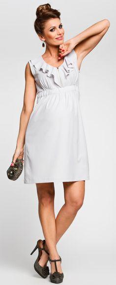 Happy mum - Sunny dove платье из тонкого материала для беременных и кормящих
