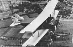 The Burnelli RB-2 (1924) was American twin-engined biplane freighter or airliner, designed by Vincent Burnelli with a lifting body fuselage. At the time it was the world's largest commercial freighter. It was the first aircraft to carry a motor car inside its fuselage