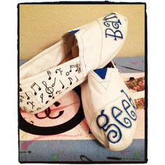 Custom Toms shoes  Music Notes ( 95) found on internet. NEED Toms Canvas 26279a3bfa