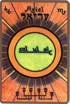 ARIEL, L'énergique ange gardien du 8 au 12 novembre Nom divin : PINO Il est le 46eme ange et le 6eme appartenant au 6eme chœur « Le chœur des Vertus Célestes ». Il est sous les ordres de l'A…