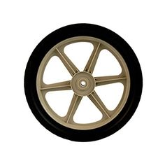 Husqvarna 532189159 Rear Wheel Replacement for WalkBehind Lawn Mowers -- To view further for this item, visit the image link.