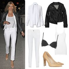White Jeans: Night Out