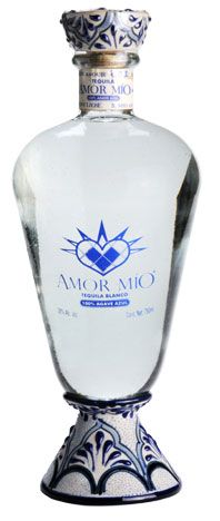 Amor Mio Tequila Blanco   100% Agave. Another of my all-time favourites.