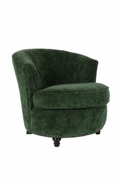 Dutchbone :: Fotel FREUX - zielony 3100048   Salon meblowy Warszawa 9design