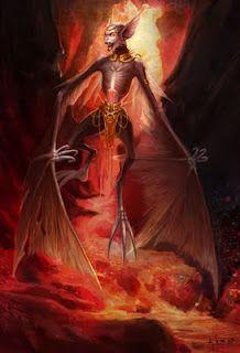 Mulher do inferno
