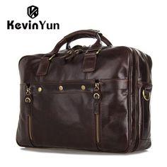 КЕВИН YUN роскошные старинные мужчины из натуральной кожи сумка бренд сумки на ремне сумки деловые мужчины кожаный портфель мужские сумки для путешествий