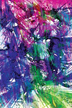 """Birds of Prey - Twilight Spark"" By Artist Julia Di Sano, Owner/ Artist of Ebi Emporium, Available now on iCanvas #artprint #canvas #colorful #EbiEmporium @icanvasart #iCanvas #JuliaDiSano #wallart #decor"