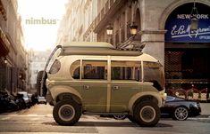 Nimbus - Concept e-Car