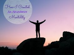Do you understand the difference between an abundance mentality compared to a scarcity mentality? See how to change your mindset here!