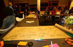 WNF-Open 1: brainstormsessie.