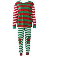 781ade87d4 BESBOMIG Famiglia Natale Pigiama di Corrispondenza Set di Vestiti -  Padre-Figlio Outfit Cotone T-Shirt Maniche Lunghe papà Mamma e Figlio  Figlia Autunno ...