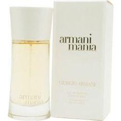 Armani Mania By Giorgio Armani Eau De Parfum Spray