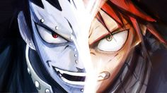 Fairy Tail High Definition Natsu Gajeel HD Wallpaper