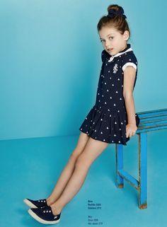 Nueva Colección Primavera-Verano 2015 de Trasluz #Moda Moda Infantil, Moda Junvenil. New Collection Spring-Summer 2015 by Trasluz #CasualWear, Kids Clothing, dress