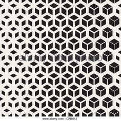 vector-seamless-black-and-white-geometric-cube-shape-lines-halftone-gn161j.jpg (540×540)