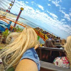 Ride the coaster