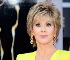 """Jane Fonda's tips for staying active no matter what your age, """"Dance...it's very sexual"""""""
