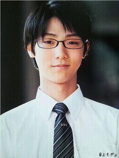 You better be my Senpai ;) Hanyu Yuzuru