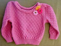 golfino bimba lana cotone lino maglia di maglieriamagica su Etsy, €27.90