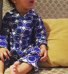How sweet are babies right before bed!? The sweetest boy rocking our new baby pajamas al handmade and blockprinted. Find them online now at www.ecruonline.com #ecru #design #pajamas #kids #suzani #blockprint #handmade #online