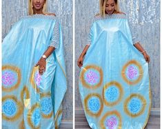 Tabaski This collection of Mifa captivates fashion fans … African Bridesmaid Dresses, African Dresses For Women, African Fashion Dresses, Modern African Dresses, Christine Fashion, Senegalese Styles, Hijab Style Tutorial, African Clothing For Men, African Traditional Dresses