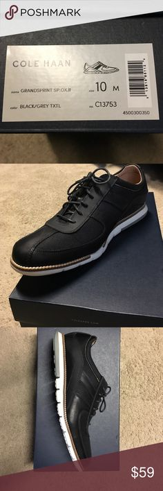 Cole Haan Grandsprint SP.OX.II Purchased the wrong size hoping they'd fit, but they didn't. Never worn outside of my closet. Great condition. Cole Haan Shoes Sneakers