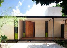 Casa Itzimná / Reyes Rios + Larraín Arquitectos