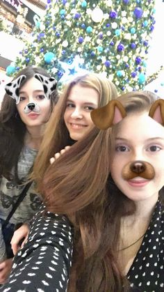 with my friends❤