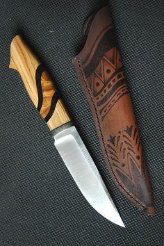 Ножны для скандинавского ножа