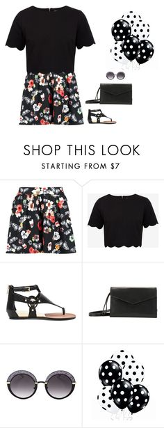 """""""#3977"""" by azaliyan ❤ liked on Polyvore featuring Boohoo, Ted Baker, Vince Camuto, Steven Alan and Jimmy Choo"""