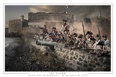 """El Tigre"""" , Tenerife – 25 de julio de 1797"""