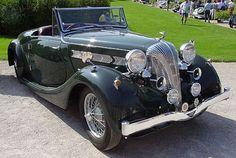 1938 TRIUMPH 14/65 HP DOLOMITE