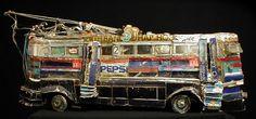 Van Genk, Willem, Trolley bus