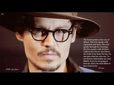 Johnny Depp ~ Our Only One Temptation!! - YouTube