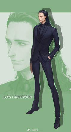Loki~~