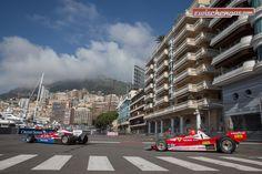 Das Hauptrennen des Wochenendes war sicherlich der Kampf der Formel-1-Wagen der Jahrgänge 1973 bis 1976: http://www.zwischengas.com/de/HR/rennberichte/Monaco-Grand-Prix-Historique-2016.html?utm_content=bufferae7e0&utm_medium=social&utm_source=pinterest.com&utm_campaign=buffer  Foto © Daniel Reinhard