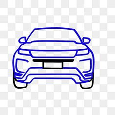 Luxury Car Line Art And Logo, Car Logo, Vehicle Vector, Car Line Art PNG and Vector with Transparent Background for Free Download