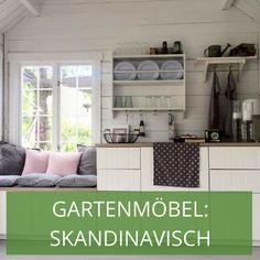 Der Skandinavische Stil Mit Seiner Schlichten Natürlichkeit Hat Schon Lange  Einzug In Unsere Gärten Gehalten U2013