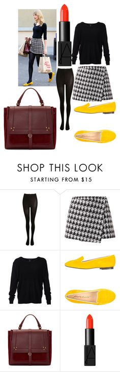 """""""Tay Tay Tuesday ! #2"""" by cupcakegirlxo ❤ liked on Polyvore featuring SELECTED, Scoop, Alberto Moretti, Jérôme Dreyfuss and NARS Cosmetics"""