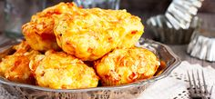 Cheesy Corn Muffalettas