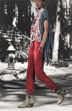 MARC BY MARC JACOBS Top & Theory Pants | Nordstrom