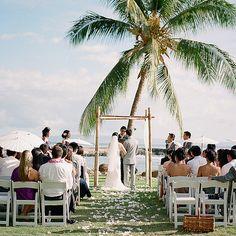 Olowalu Plantation, Maui | 25 Impossibly Beautiful Wedding Locations In Hawaii