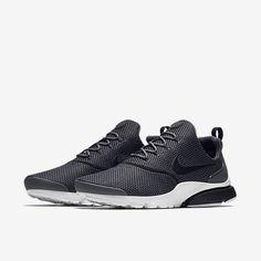 sports shoes 47d26 675b1 Homme Air Presto Fly Gris foncé Noir Blanc Noir